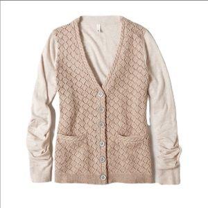 Anthropologie - Moth Cardigan Sweater Size M